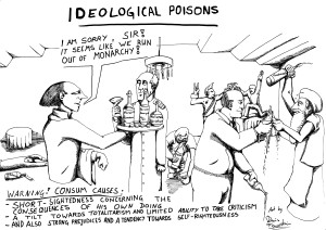 Ideological Poisons